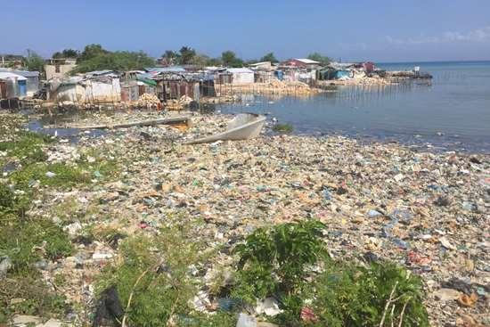 Envision Haiti plastic