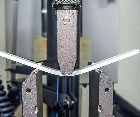 Teknor Apex mechanical testing
