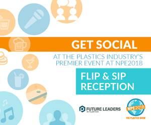 FLiP & Sip Reception to Host Young Plastics Professionals
