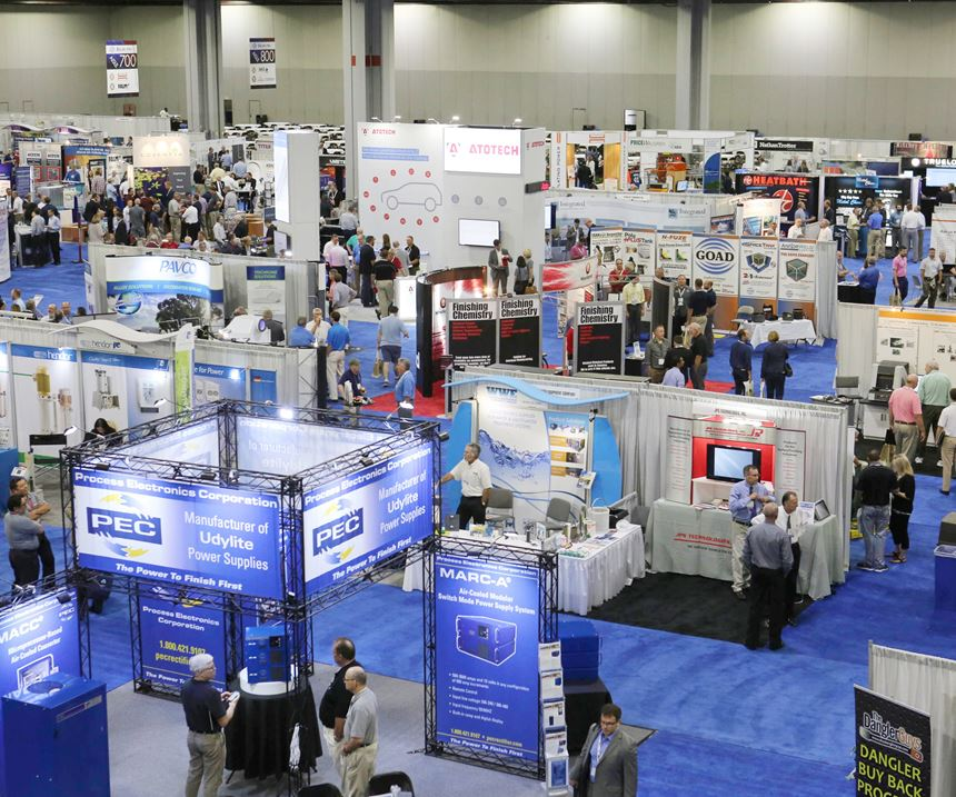 Sur/Fin Manufacturing and Technology Trade Show
