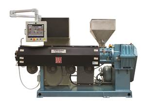 Extruder Series Aims to Boost Productivity