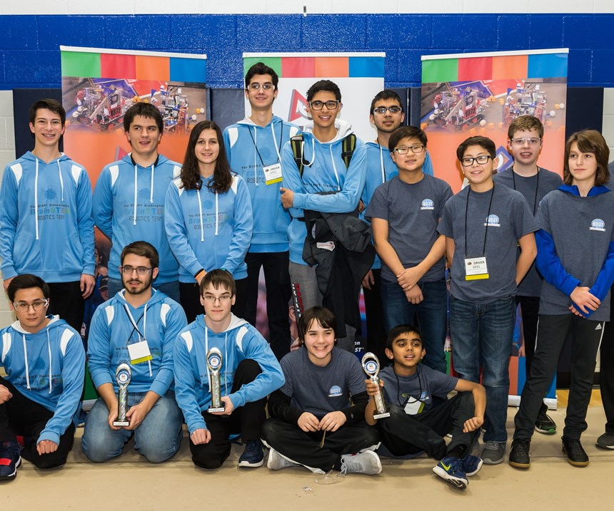 First Tech Challenge global robotics competition