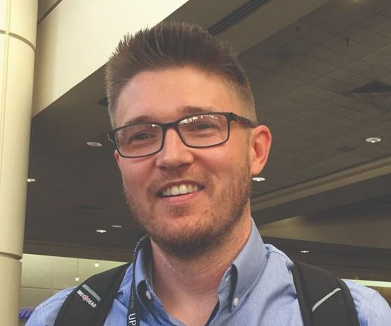 Unifi Engineering Manager Corey Tate