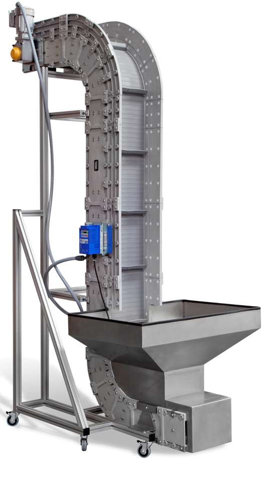 DynaCon Vertical Incline Conveyor
