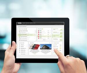 Engel e-connect online customer portal