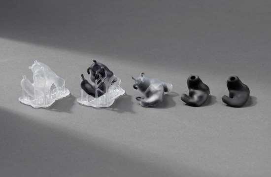 Formlabs 3D printed