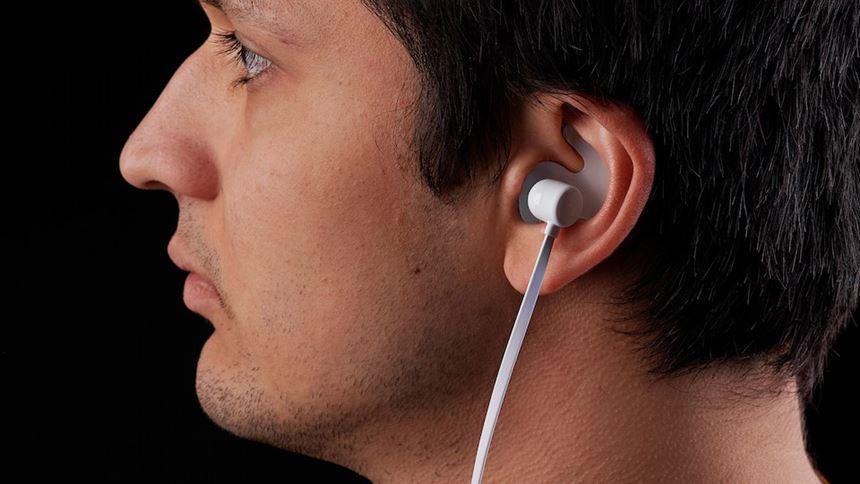 Formlabs 3Shape earbuds