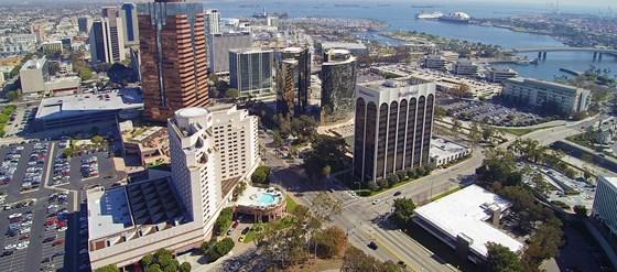 Hilton Long Beach Molding 2018