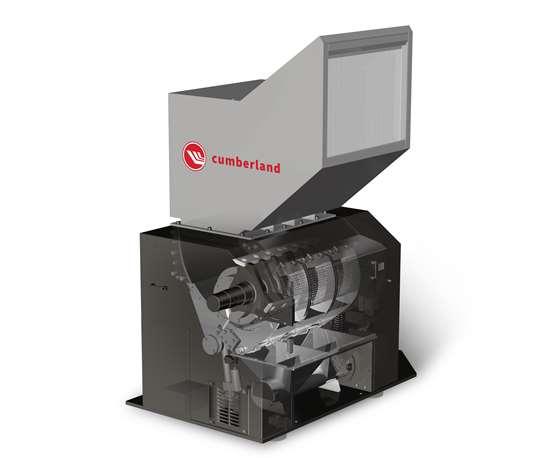 Cumberland's T50 Series Granulator