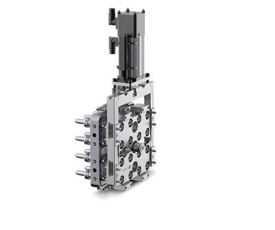 Gunther 16x valve-gate system.
