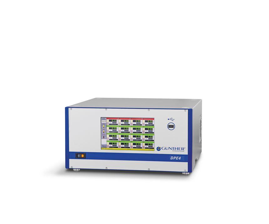 Gunther DPE4control unit.