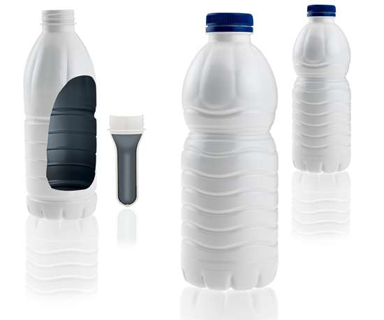 Dairy product containers