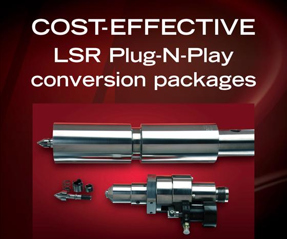 LSR plug-n-play conversion packages