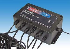 TracerVM Bluetooth Interface