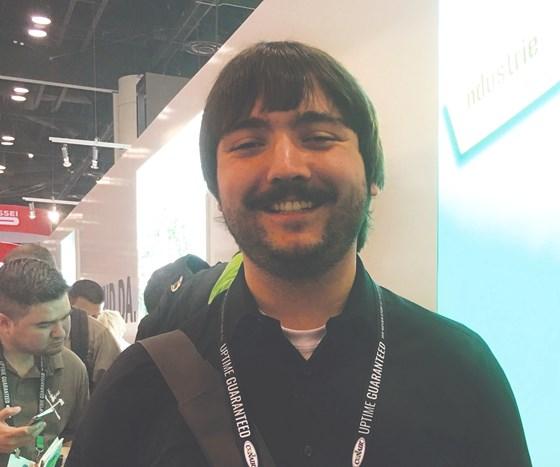 Student Nathan Maynard
