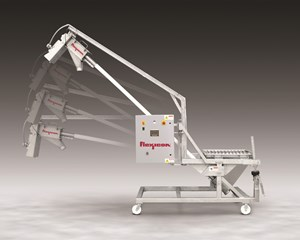 Flexicon Mobile Conveyor