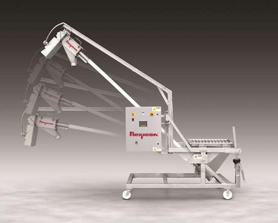 Flexicon Mobile Conveyor