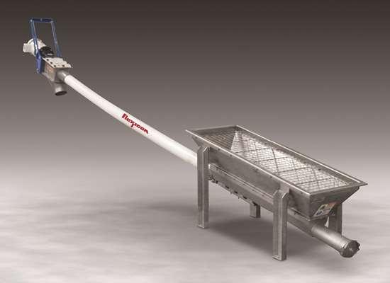Flexicon Trough Conveyor