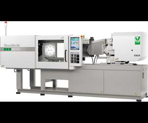 Sodick MS100 all-electric injection molding machine