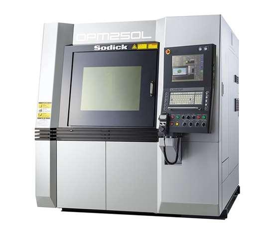 Sodick OPM250 metal 3D printer