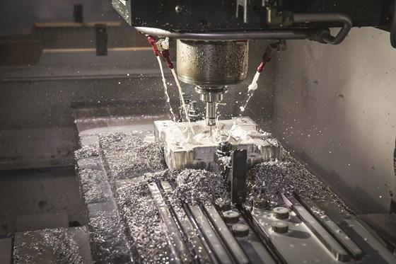 Protolabs machining aluminum molds