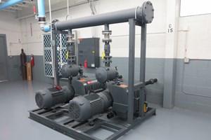Busch R 5 rotary-vane vacuum pumps