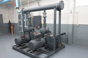 Switch to Centralized Vacuum Supply Saves Molder Energy, Boosts Production