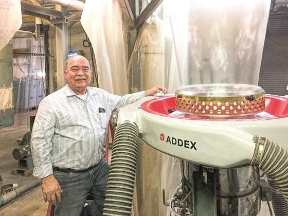 Dallas Plastics Miguel Sanchez Addex Intensive Cooling Air Ring