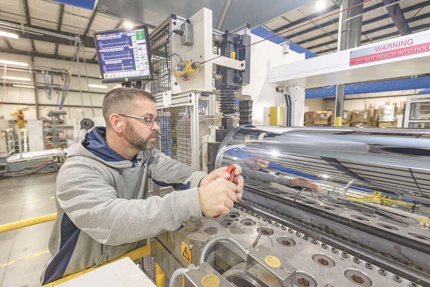 Impact Plastics auto sheet dies