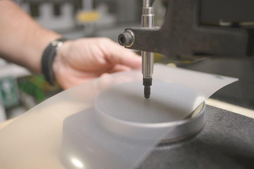 thin-gauge film measurement