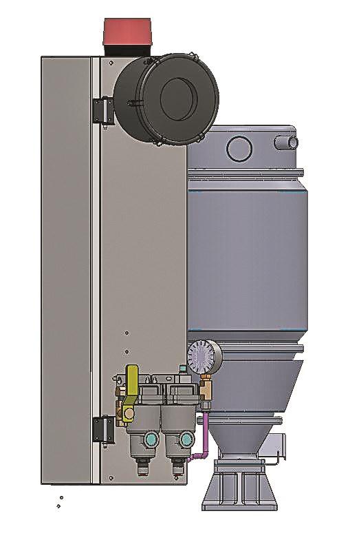 Novatec nitrogen drying system