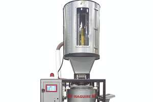 Maguire VBD vacuum dryer