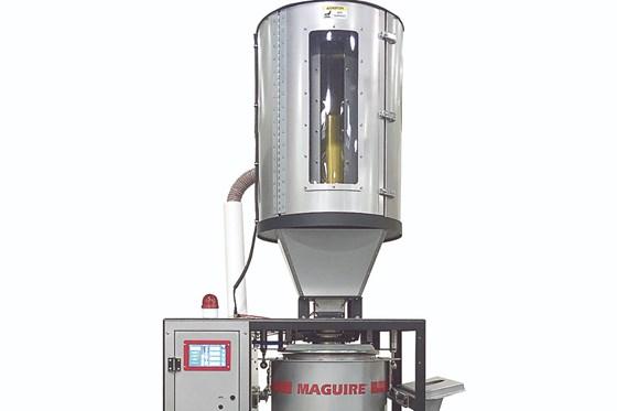 Maguire VBD vacuum dryer