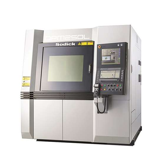 Plustech OPM250 metal 3D printer
