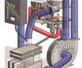 Conair Carousel dessicant-wheel dryer