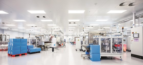 Nypro clean room injection molding