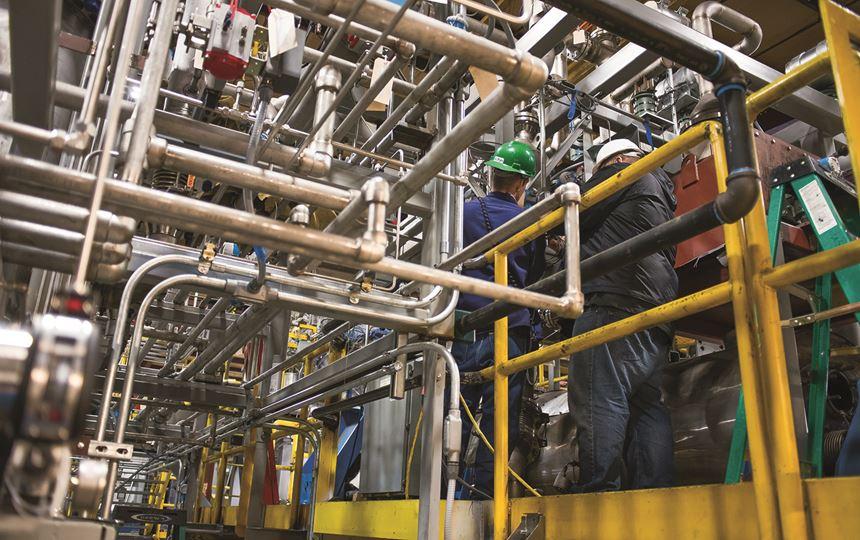 Agilyx Tigard recycling facility