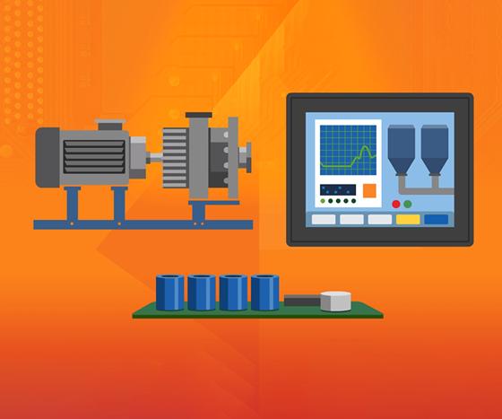 MachineSense plant power grid analyzer, monitor plant power quality, detect equipment failure