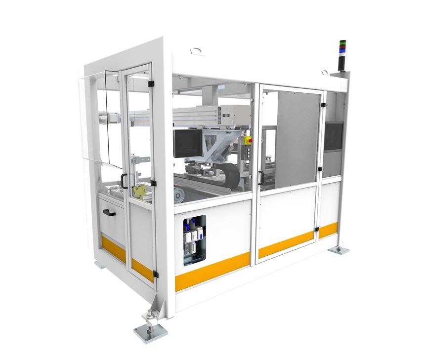 IML Single Serve Capsule Machine