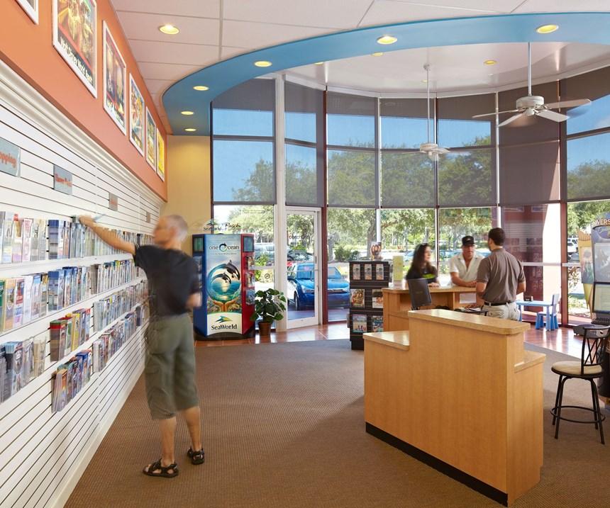 Orlando visitors center