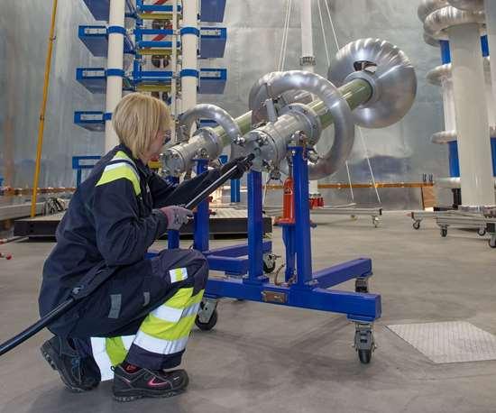 Borealis Innovation Centre in Stenungsund, Sweden.