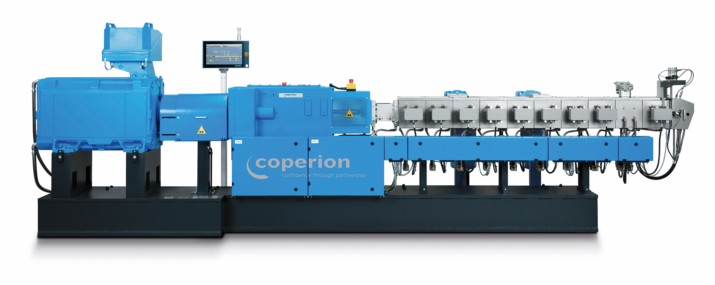 Coperion Twin-Screw Optimized for Engineering Resins