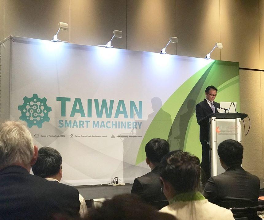 Taiwan Smart Machiner 4.0 NPE2018