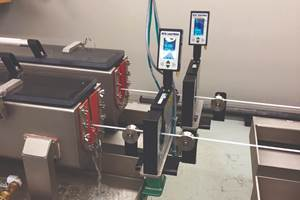 Dual-Strand Profile Line Gives Extruder Twice the Output