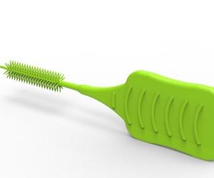 Engel molds interdental brushes for medical market