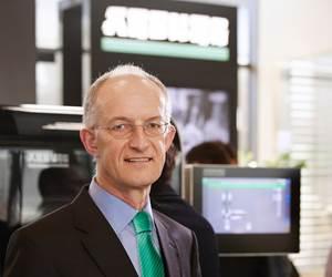 Arburg Inc. Managing Director Friedrich Kanz