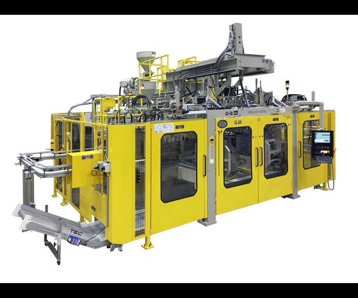 NPE2018 New Technology Focus: All-Electrics Multiply in Blow Molding