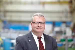 John Fisher, president, CoperionEquipment and Systems Division