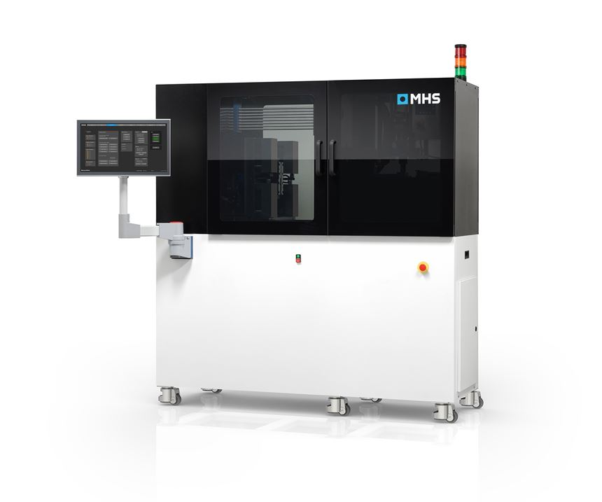 M3 micromolding system from MHS Mold Hotrunner Solutions