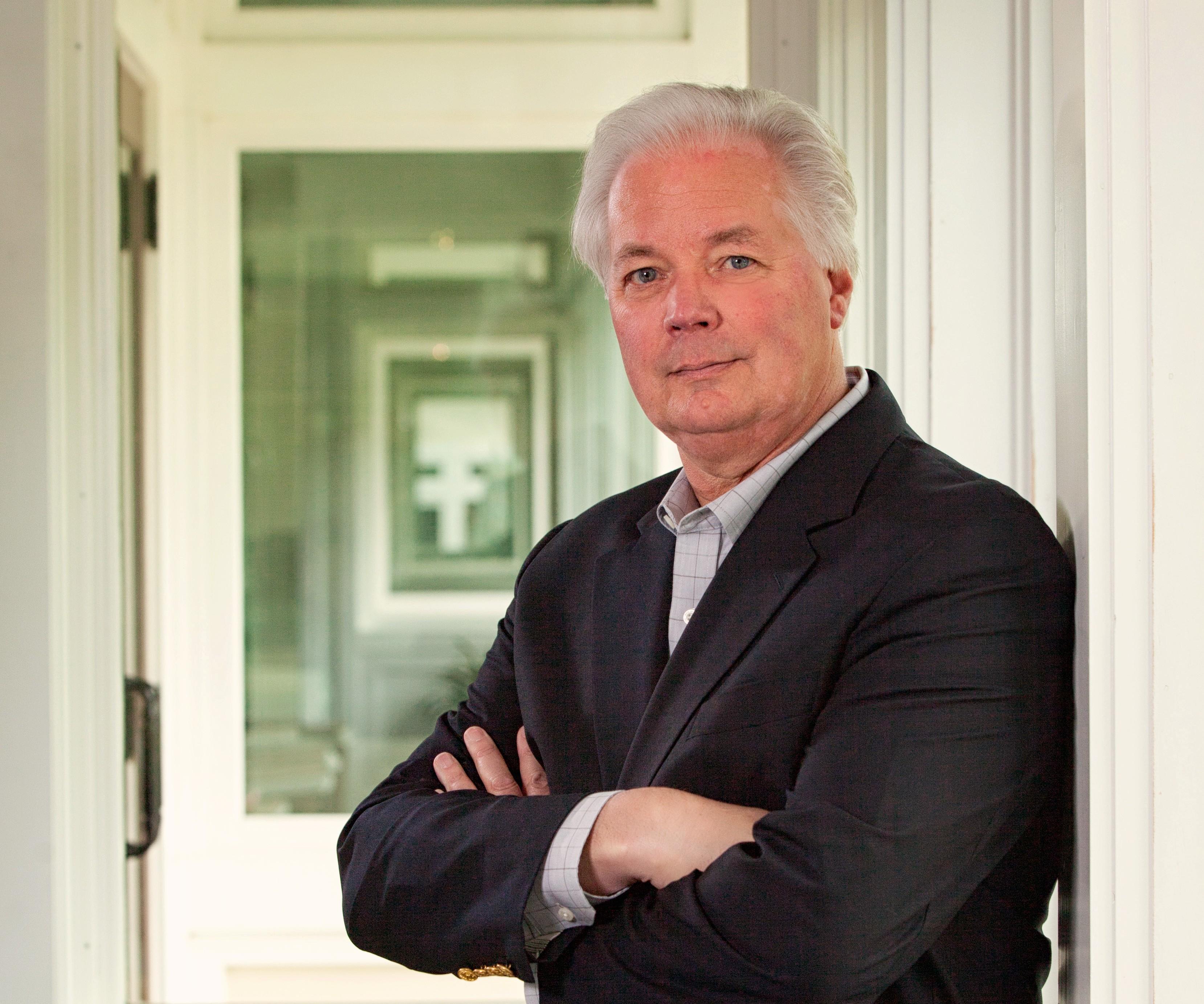 Conrad Bessemer president and CEO Novatec